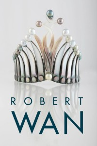 pearl crown by Robert Wan