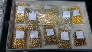 gold south sea pearls